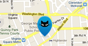 Nova Cat Clinic | 923 North Kenmore Street | Arlington, VA 22201